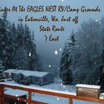 Winter 2013 at the Eagles Nest