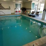 24 hr. Indoor Heated Pool