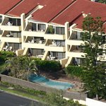 Foto de Sandrift Beachfront Apartments
