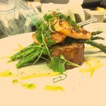 Grilled Vancouver Chinook Salmon
