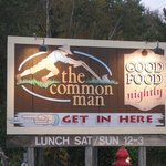                    The Common Man, Lincoln, NH