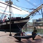 A look of Baltimore Harbor