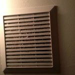 Bathroom vent fan