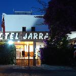  Jarra Hotel Entrance