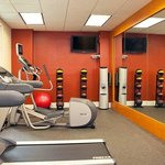 Fitness Center New