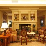  Our Warm intimate lobby
