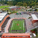 Aerial View of Reser Stadium