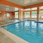 Indoor Heated Pool Open All Year