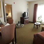  King Pet Suite Living NS