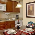 In-Suite Kitchen