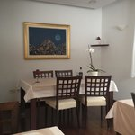 Dining room, Vila Park