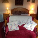                    Our perfect B&amp;B with sea views of Lochcarron