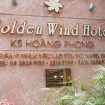 Foto van Golden Wind Hotel