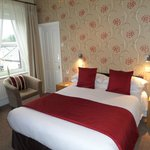 Standard double en suite Room 3