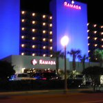 ramada at night Beautiful