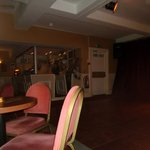 Bar and dance floor