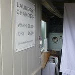  Guest laundry at a nominal charge