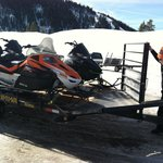                    Snowmobiles