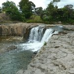                    Haruru Falls