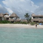                    What a beach and facility.