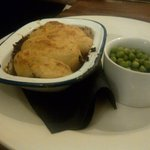 Poor quality cottage pie