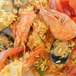                    paella ...