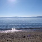                    Het meer van Ohrid is erg mooi
