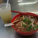 best penang laksa at georgetown