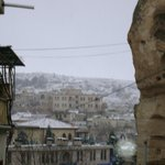                    Goreme na neve