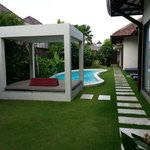                    pool &amp; gazebo