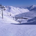  HAUT DES PISTES VU DU PAS DE LA CASE