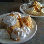  Thelma&#39;s Apple Dumpling with the works