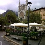                    Soller, centro