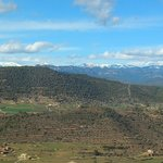  Vista de los Pirineos