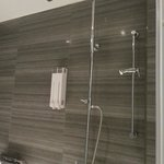  standing shower