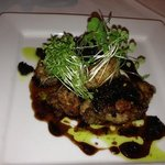"SWEETBREADS- ""Agrodolce"" Fried Crisp and Tossed in a Sweet and Sour Glaze of H"