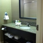 Foto van Holiday Inn Express and Suites