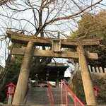 Washioatago Jinja Shrine