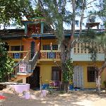 Main Building Arugam Bay Surf Resort