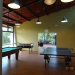 Billard - Table soccer - Table tennis