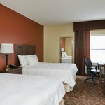 Hampton Inn Houston - Willowbrook Mall resmi
