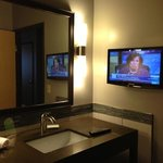  tv in the bathroom