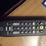 their tv remotes are terrible and dont really function