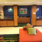 Φωτογραφία: Fairfield Inn & Suites High Point Archdale
