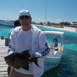 The Triggerfish I caught