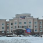 Fairfield Inn & Suites Kansas City Overland Park Foto