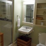  Small bathroom of an Observation Point North condo