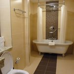                    Very very good bathroom (BIG bath and shower sooo good!!) very spacious bathro