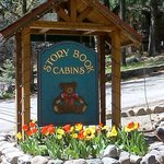 Story Book Cabins on Main Road in Upper Canyon of Ruidoso,NM