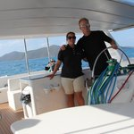 Mystique Day Sails BVI
